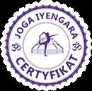 certyfikat Joga Iyengara
